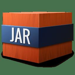 Mimetypes application x jar icon