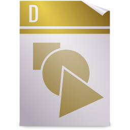 Mimetypes x office drawing icon