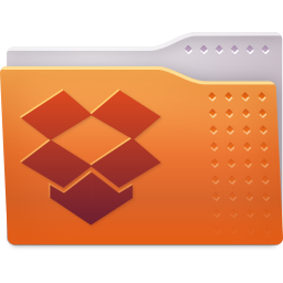 Places folder dropbox icon