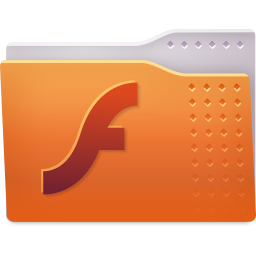 Places folder flash icon