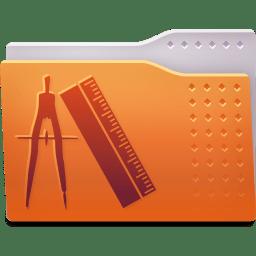 Places folder templates icon