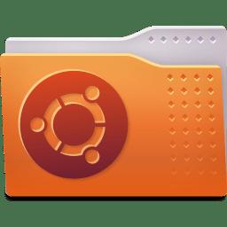 Places folder ubuntu icon