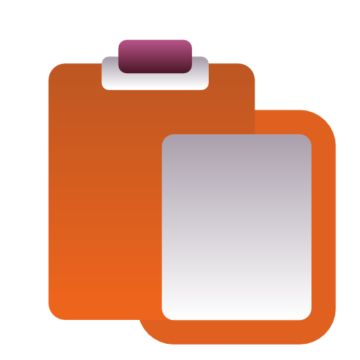 Actions paste icon