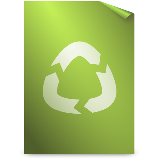 Mimetypes application x trash icon