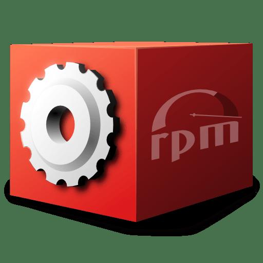 Mimetypes rpm icon