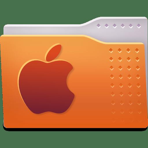 Places folder apple icon