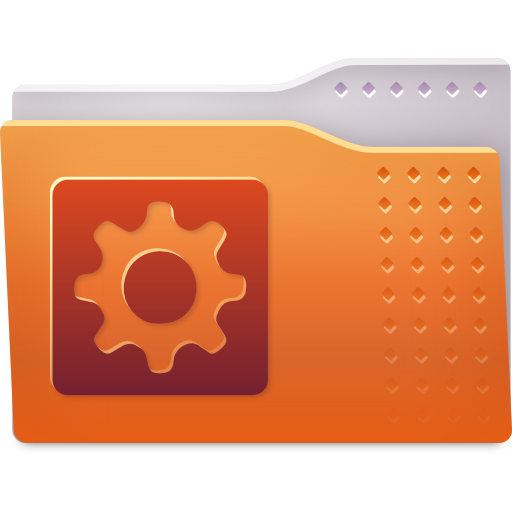 Places folder aptana icon