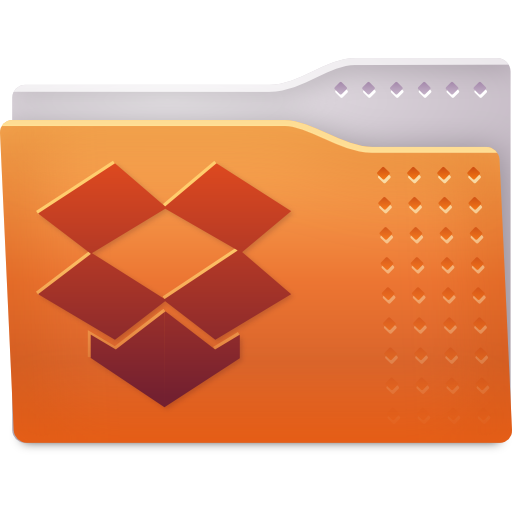 Places-folder-dropbox icon