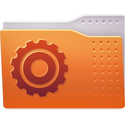 Places-folder-system icon