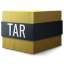 Mimetypes tar icon