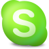 Actions-skype-contact-online icon