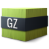 Mimetypes-application-x-gzip icon