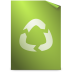 Mimetypes-application-x-trash icon