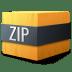 Mimetypes-zip icon