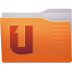 Places-folder-ubuntuone icon