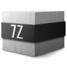 Mimetypes-application-7zip icon