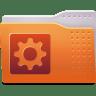 Places-folder-aptana icon
