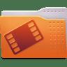 Places-folder-video icon