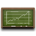 Chalkboard Diagram icon
