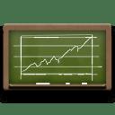Chalkboard Diagram icon