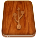 External hard drive icon