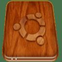 Ubuntu hard drive icon