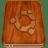 Ubuntu-hard-drive icon
