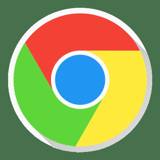 Chrome Icon   Enkel Iconset   FroyoShark