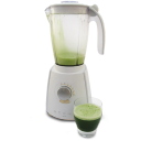 Wheatgrass juice liquidizer icon