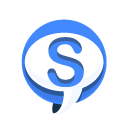 Chat Skype icon
