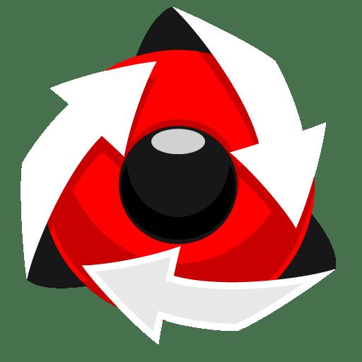 Trash Arrows Full icon