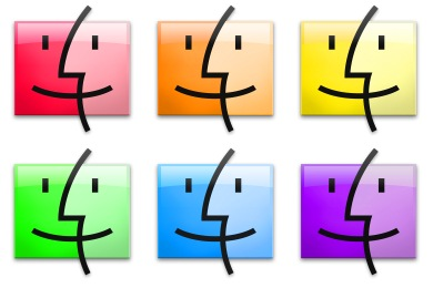 Finder Icons