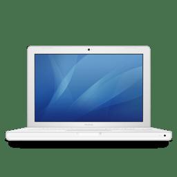 Macbook white icon