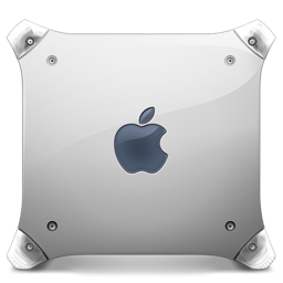 Powermac g4 graphite icon