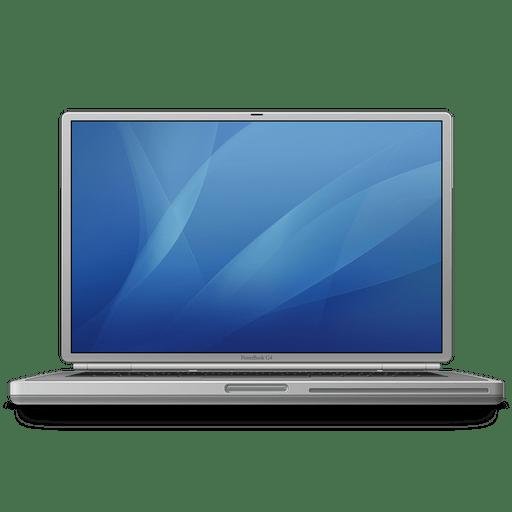 Powerbook g4 titanium icon