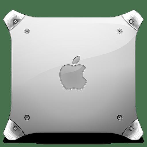Powermac-g4-quicksilver icon