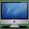 Imac-aluminum icon