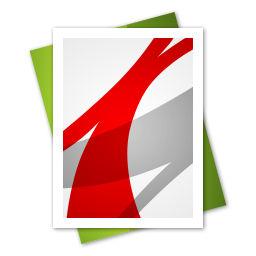 Adobe Reader File icon
