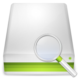 Search Hard Disk icon