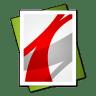 Adobe-Reader-File icon