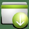 Download-Folder icon