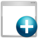 Files New Window icon