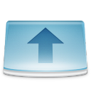 Folders Uploads Folder icon