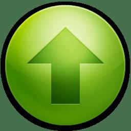 Alarm Arrow Up icon