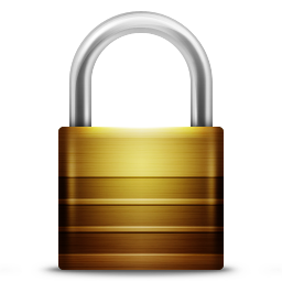 Alarm Padlock icon