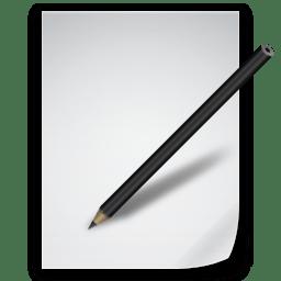 Files Edit file icon