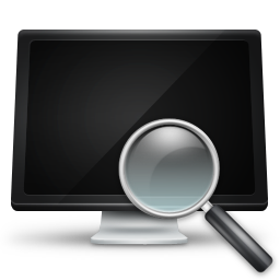 Misc Search Computer icon