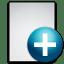 Files New File icon