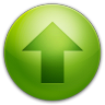 Alarm-Arrow-Up icon