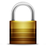 Alarm-Padlock icon